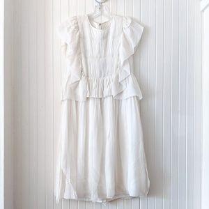 Morgane Le Fay Silk Dress